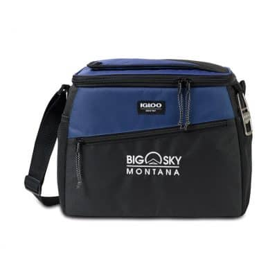 Igloo® Glacier Deluxe Box Cooler - New Navy