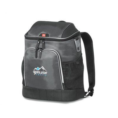 Igloo® Juneau Backpack Cooler - Gunmetal