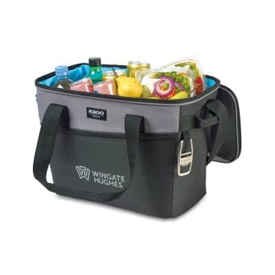 Igloo® Party to Go Cooler Black-Grey