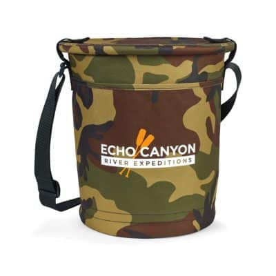 Sandbar Insulated Party Pail - Camo Classic