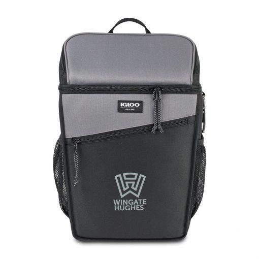 Igloo® Juneau Backpack Cooler - Deep Fog
