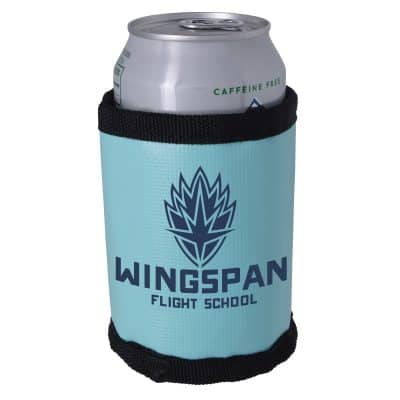 Olympus Koozie® Can Kooler with Carabiner