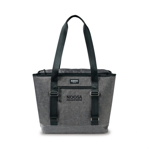 Igloo® Daytripper Dual Compartment Tote Cooler - Heather Gray