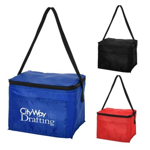 Lunch Cooler Bag With 100% RPET Material
