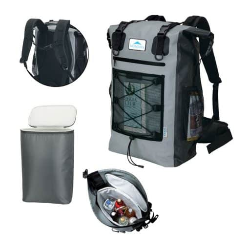 iCOOL Xtreme Whitewater Waterproof Cooler Backpack