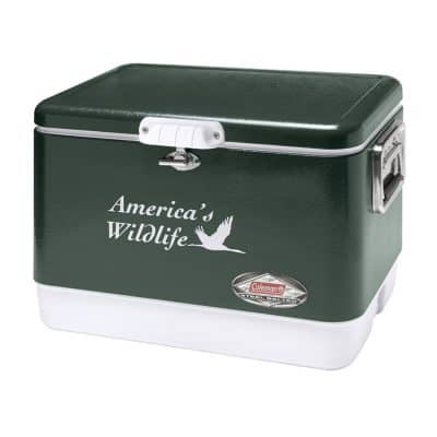 Coleman® 54 Quart Classic Steel Belted© Cooler