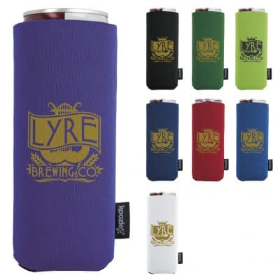 Koozie® Collapsible Slim Can Kooler