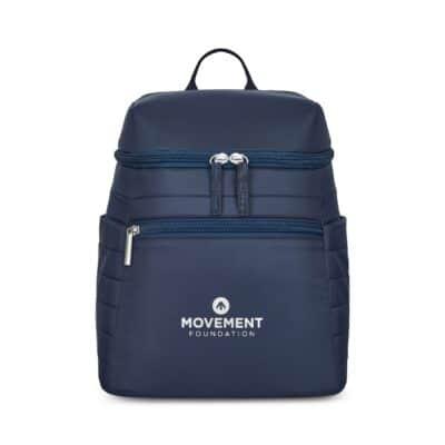 Aviana™ Mini Backpack Cooler - Navy