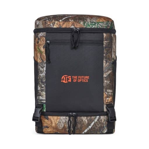 Summit RealTree® Deluxe Backpack Cooler - RealTree Edge