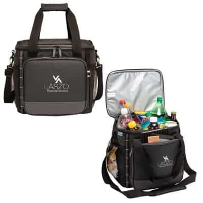 iCOOL Denver 24-Can Cooler Bag